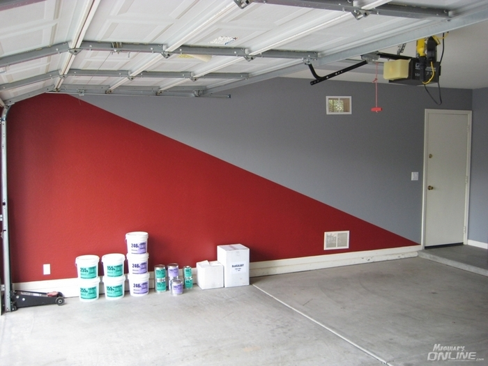 Extreme Makeover: Garage Epoxy Flooring (lots of pics) on Garage Colors  id=55380