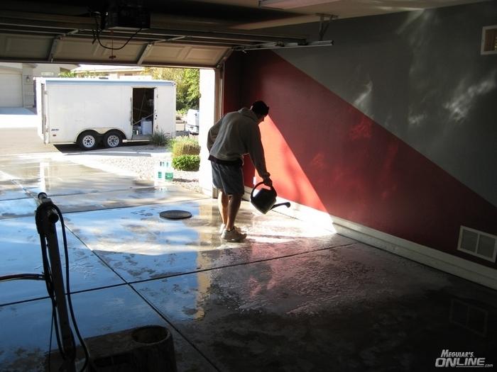 Extreme Makeover Garage Epoxy Flooring Lots Of Pics