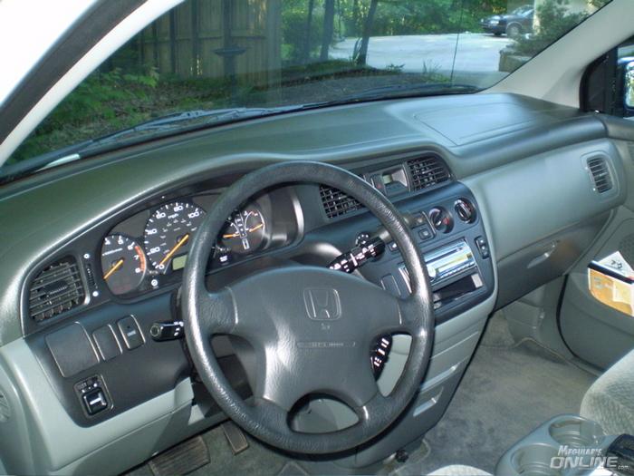 2000 Honda Odyssey Pics