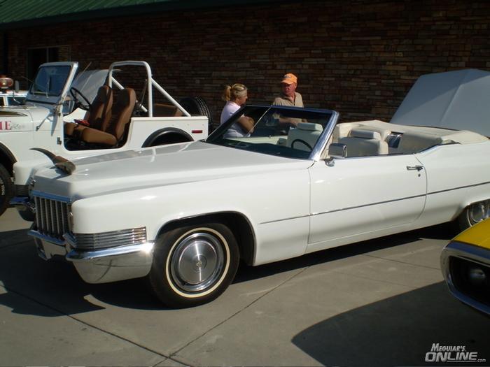 Boss Hogg's 1970 Cadillac De